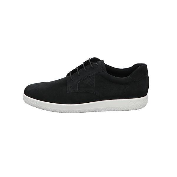 ecco, Klassische Halbschuhe, schwarz  Gute Qualität beliebte Schuhe