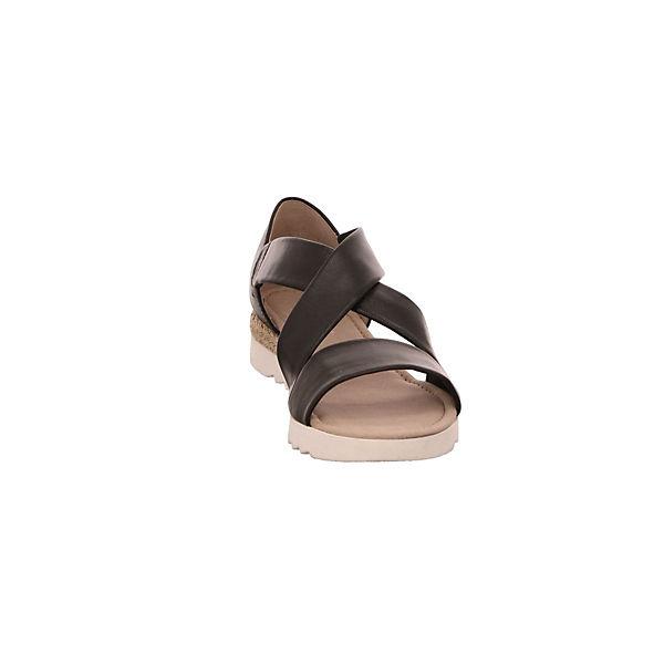 Gabor, Klassische Sandalen, schwarz Schuhe  Gute Qualität beliebte Schuhe schwarz 48912d