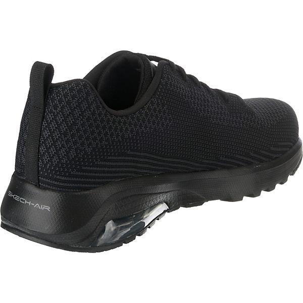 SKECHERS, Sneakers SKECH-AIR EXTREME Sneakers SKECHERS, Low, schwarz   f4d9c1