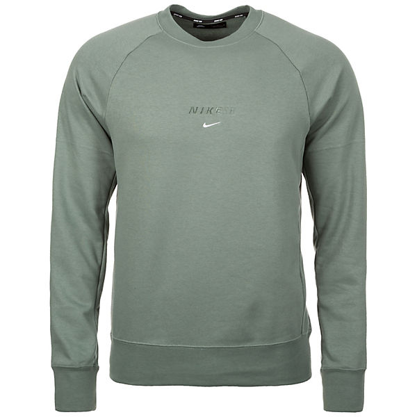 Herren Crew Dry NIKE Nike SB Sweatshirt grün Everett q6azBW