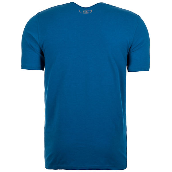Trainingsshirt blau Under Will Under Armour weiß I Armour HeatGear Herren fAYpnB