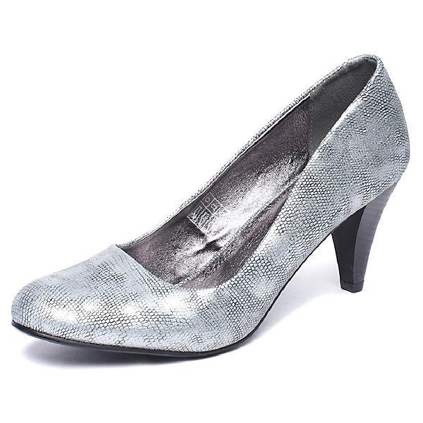 Fitters silber Pumps Princess Footwear Klassische qrqwZxHz