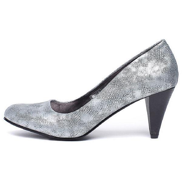 Fitters Footwear, Princess Klassische Pumps,  silber   Pumps, 1d14f8