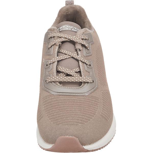 SKECHERS, BOBS braun SQUADTEAM BOBS Turnschuhes Niedrig, braun BOBS Gute Qualität beliebte Schuhe ee3c57