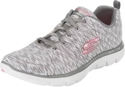 Sneakers LowGrau Appeal Reflection SkechersFlex 2 0 vNn80wm