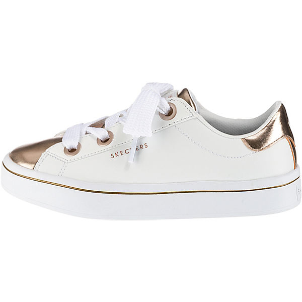 SKECHERS, HI-LITESMEDAL TOES Sneakers Low, weiß Schuhe  Gute Qualität beliebte Schuhe weiß ce465a