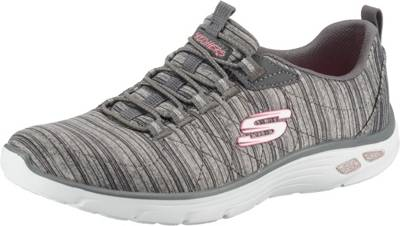 SKECHERS, EMPIRE D'LUX Sneakers Low, anthrazit