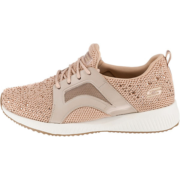 SKECHERS, BOBS SQUADSTAR SQUADSTAR SQUADSTAR CHASE Sneakers Low, rosegold  Gute Qualität beliebte Schuhe 1bb030