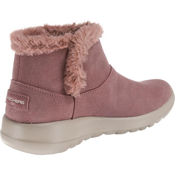SKECHERS, ON-THE- GO JOYBUNDLE UP Winterstiefeletten, altrosa altrosa altrosa  Gute Qualität beliebte Schuhe 5994aa