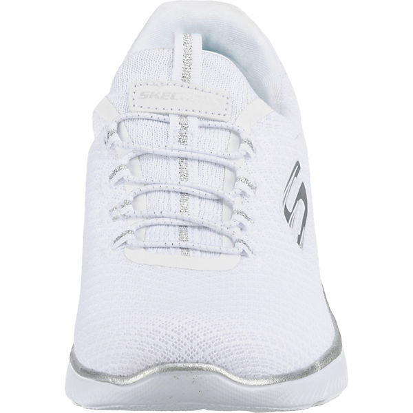 nbsp; Summits Weiß Sneakers Skechers Low wpFABqR1