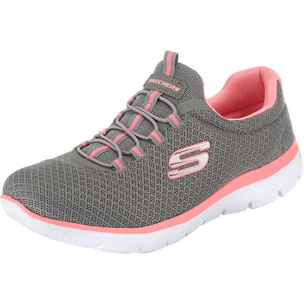 nbsp; SUMMITS grau Low Sneakers SKECHERS UR5SxqS