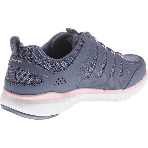 SKECHERS, FLEX blau APPEAL 3.0 Sneakers Low, blau FLEX   7f4110