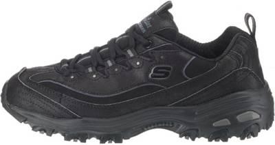 SKECHERS D'LITES NEW SCHOOL Sneakers Low Schnürverschluss