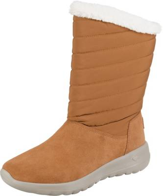SKECHERS, ON THE GO JOY BLIZZ Winterstiefel, braun