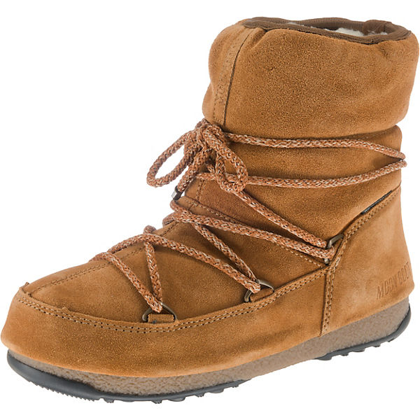 Moon Boot W.E. Low Suede WP Winterstiefel