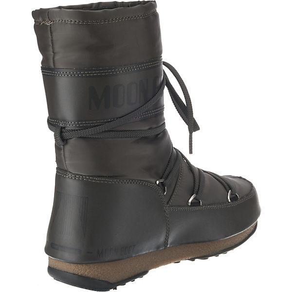 E Mid grau WP Shade W Winterstiefel Moon Moonboot Soft Boot SwxqASRT