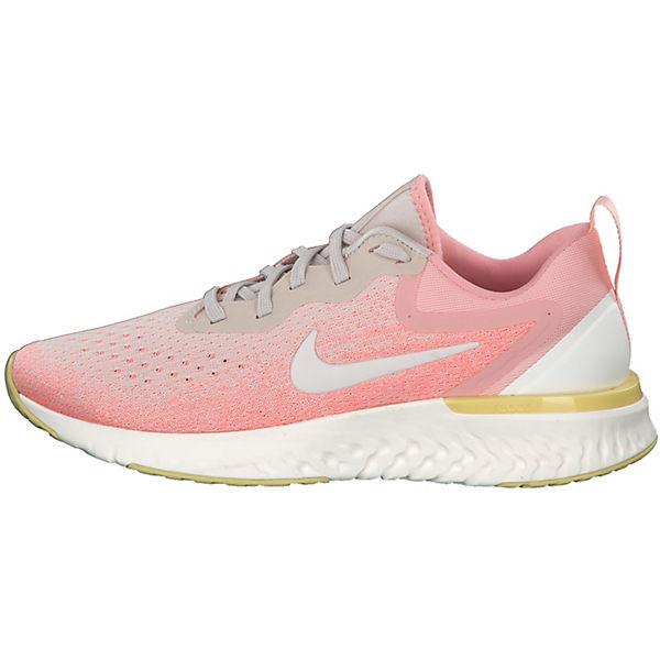 NIKE Odyssey React AO9820-001 mit React-Dämpfung Laufschuhe rosa/weiß  Gute Qualität beliebte Schuhe