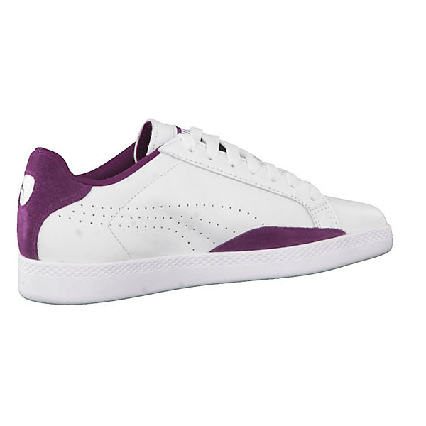 PUMA, Match Lo Classic in sportlichem Design 364158-02 Turnschuhes weiß-kombi Niedrig, weiß-kombi Turnschuhes Gute Qualität beliebte Schuhe c82102