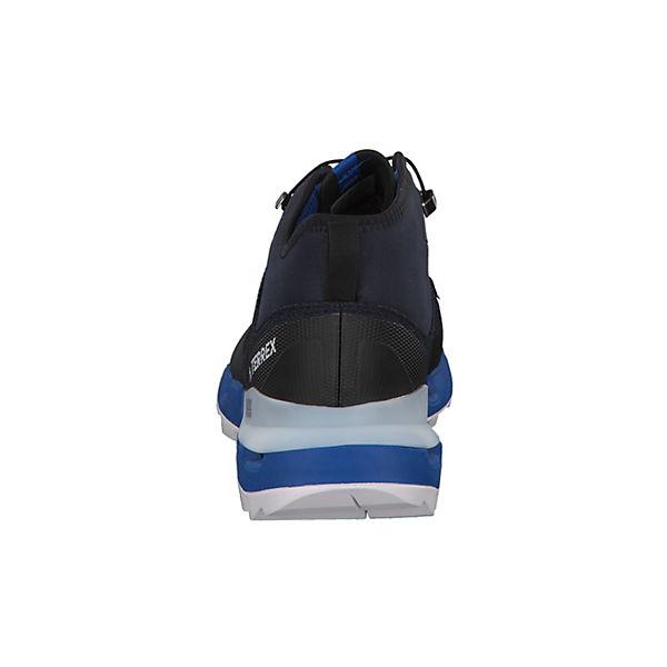Adidas Performance, Terrex Fast Mid GTX-Surround mit TPU-Fersenclip Trekkingschuhe, Schuhe schwarz-kombi Gute Qualität beliebte Schuhe Trekkingschuhe, eacfec