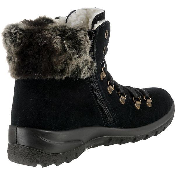rieker Winterstiefeletten schwarz  Gute Qualität beliebte beliebte beliebte Schuhe 990a7d