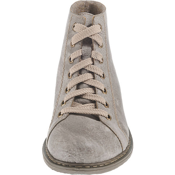 rieker, Gute Klassische Stiefeletten, grau  Gute rieker, Qualität beliebte Schuhe b8a3ae