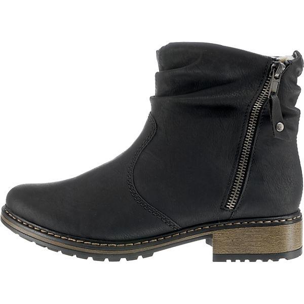 rieker Winterstiefeletten schwarz  Gute Gute Gute Qualität beliebte Schuhe 830633