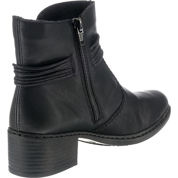 rieker Klassische Stiefeletten schwarz beliebte  Gute Qualität beliebte schwarz Schuhe 276c29