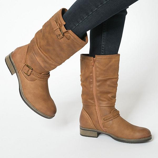 Rieker, Klassische beliebte Stiefel, braun Gute Qualität beliebte Klassische Schuhe 1f4b5d
