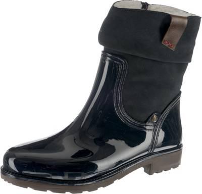 adidas Terrex Heron Mid CW Wanderschuhe Herren core black grey four