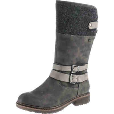 48412240561b Stiefel in Grau günstig kaufen   mirapodo