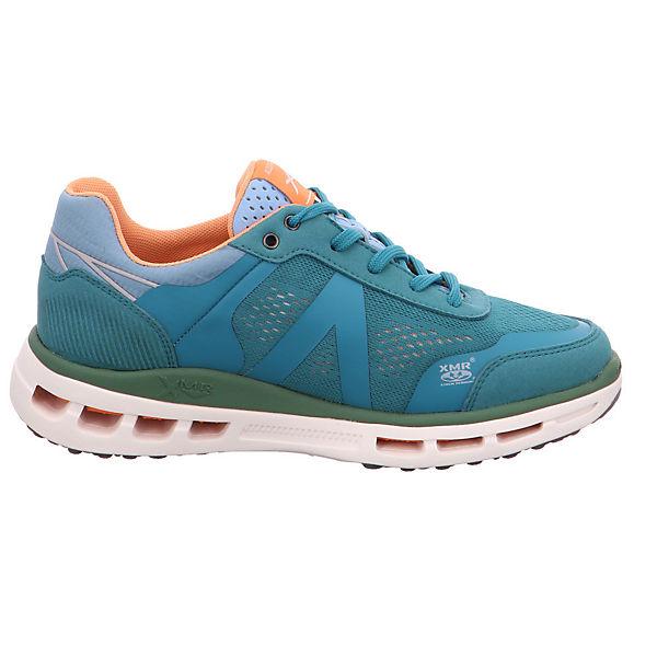 ALLROUNDER BY MEPHISTO, Baxxterin AB011  1HA Sneakers Low, grün  AB011 Gute Qualität beliebte Schuhe 3e0b5e