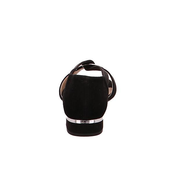 CAPRICE, Nubuk28111-004 Klassische Sandalen, schwarz Schuhe  Gute Qualität beliebte Schuhe schwarz 6001de