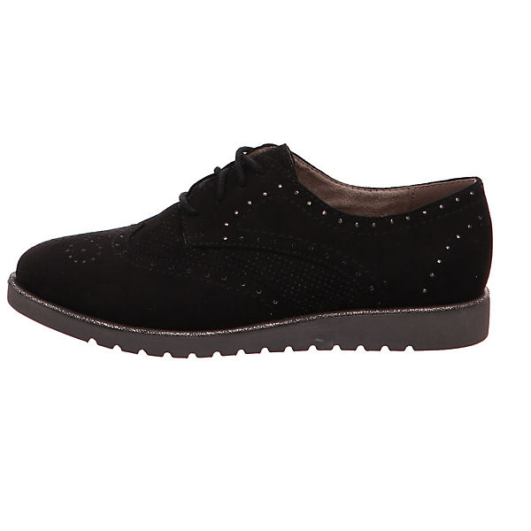 Jana, Synthetik/Textil 23609/001 Turnschuhes Niedrig, Niedrig, Niedrig, schwarz Gute Qualität beliebte Schuhe 41cb88