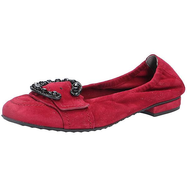 Faltbare Kennel amp; Schmenger rot Ballerinas xq0xBF8