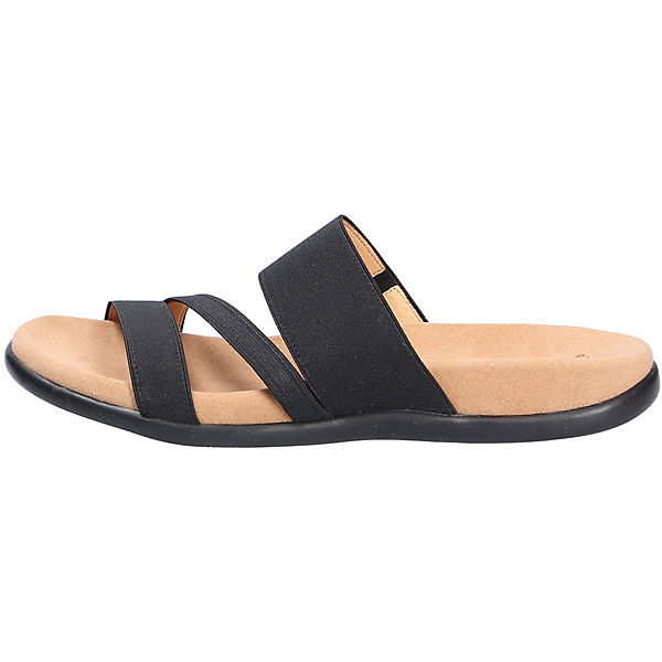 Gabor, beliebte Komfort-Pantoletten, schwarz  Gute Qualität beliebte Gabor, Schuhe 6d5300