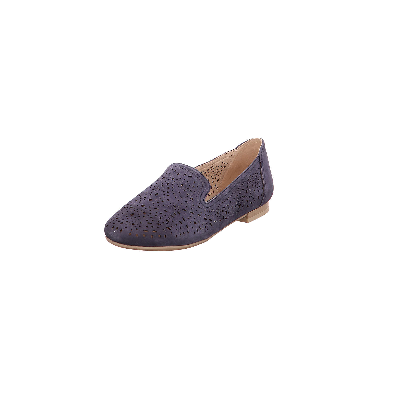 CAPRICE 24501-816 Klassische Slipper blau Damen Gr. 39