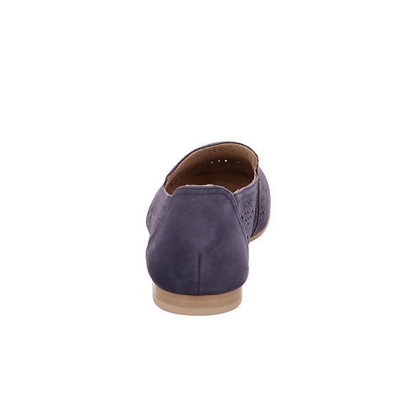 CAPRICE,  24501-816 Klassische Slipper, blau  CAPRICE,  90db38