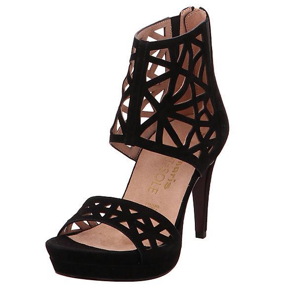 Tamaris 28303-001 Klassische Sandaletten schwarz