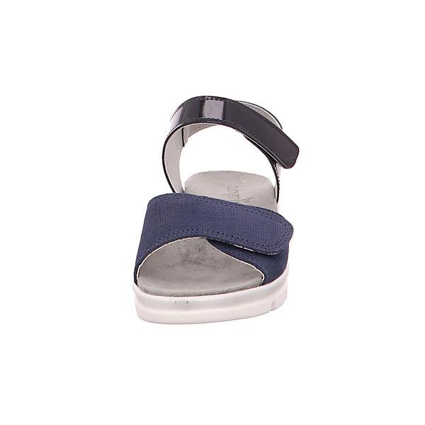 Longo, 1006564 Komfort-Sandalen, blau  Gute Qualität beliebte Schuhe Schuhe Schuhe 7935a9