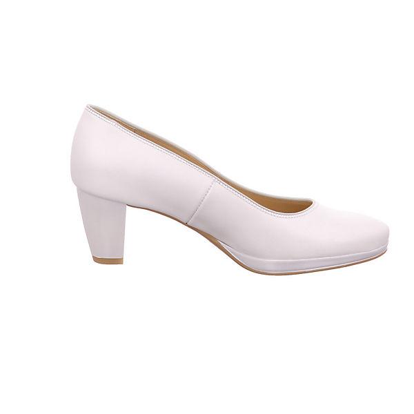 ara, ara, ara, Toulouse Perlato 12-23402-26 Klassische Pumps, weiß  Gute Qualität beliebte Schuhe 99c0c7