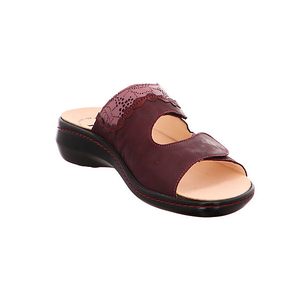 Think!,  Camilla 81422-33 Komfort-Pantoletten, rot-kombi  Think!, Gute Qualität beliebte Schuhe b3cf8f