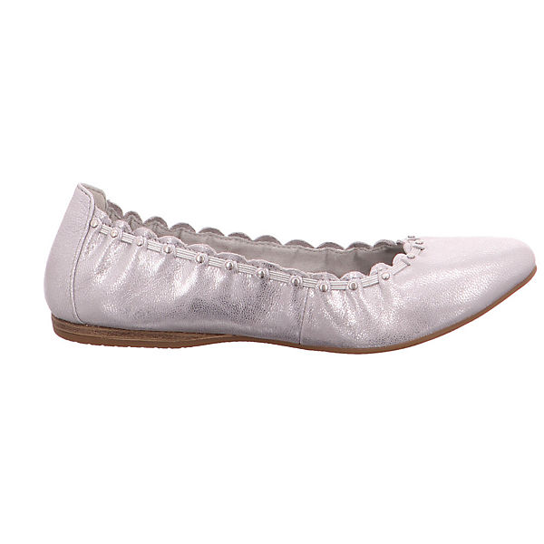 Tamaris, Perlato22127-421  Faltbare Ballerinas, gold   Perlato22127-421 ed7691