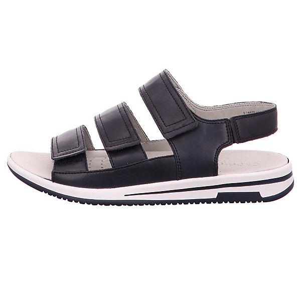 CAPRICE,  H Weite 28609-855 Klassische Sandalen, blau  CAPRICE, Gute Qualität beliebte Schuhe ead155