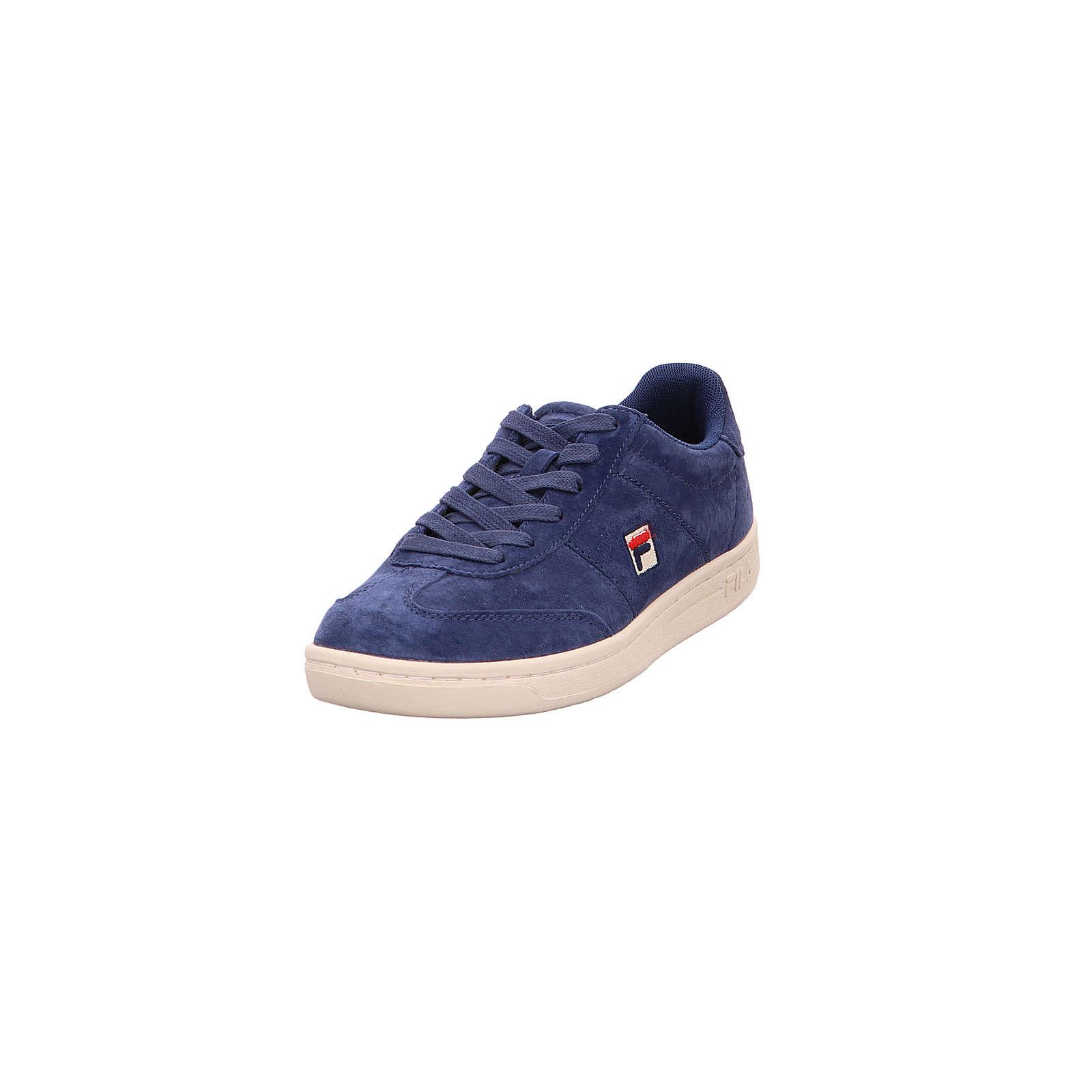 FILA Portland S Low Nubuk1010272-20Q Sneakers Low blau Herren Gr. 46
