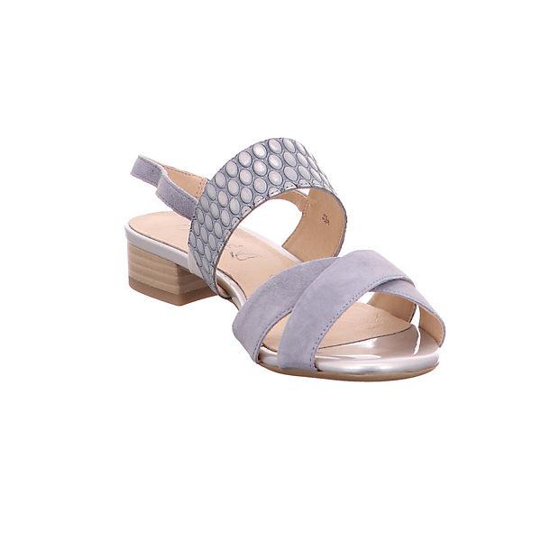 CAPRICE,  28103-838 Klassische Sandalen, blau  CAPRICE, Gute Qualität beliebte Schuhe 830486