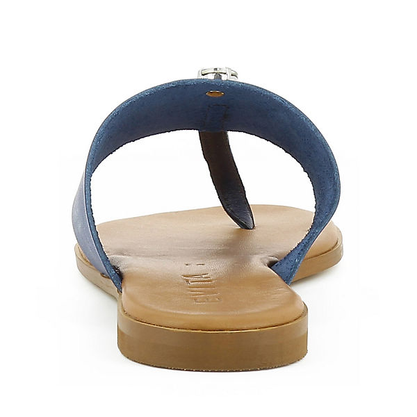 dunkelblau Evita dunkelblau Zehentrenner Evita Evita OLIMPIA Zehentrenner OLIMPIA Shoes Shoes Evita Zehentrenner dunkelblau Shoes OLIMPIA wxI4HFqT