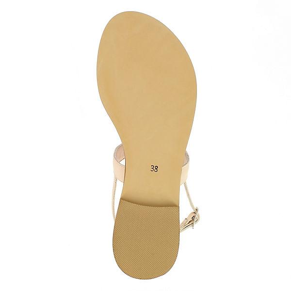 Evita Shoes, OLIMPIA Klassische Qualität Sandalen, nude  Gute Qualität Klassische beliebte Schuhe 60e457