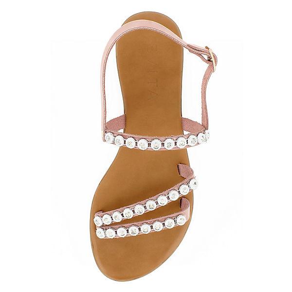 Evita Klassische Shoes Sandalen OLIMPIA rosa HUSCqxwH