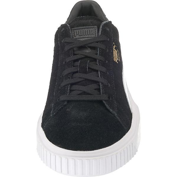 Schwarz Breaker Puma Low Puma Breaker Sneakers qnzxzUT
