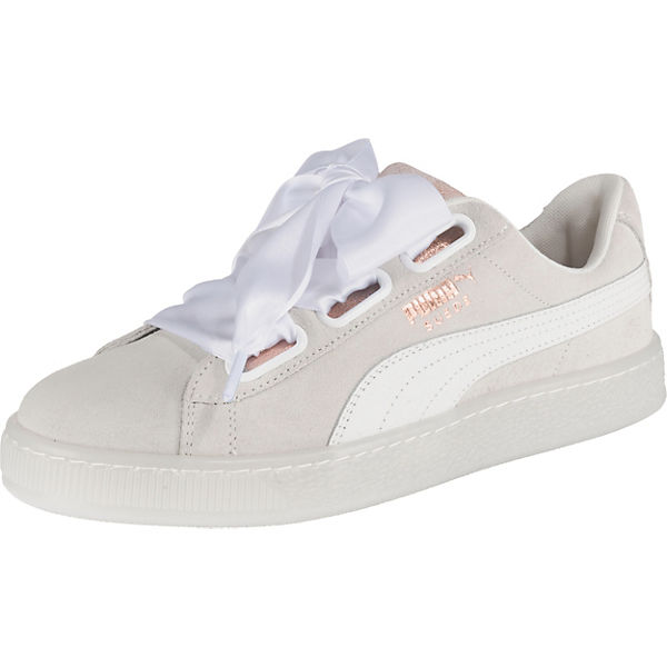 Suede Heart Artica Sneakers Low
